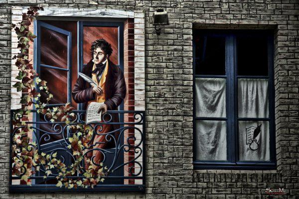 BRETAGNA - La casa dello scrittore