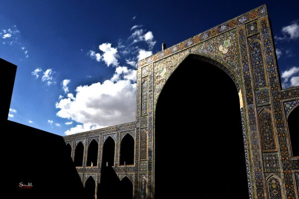 ESFAHAN - Luci ed ombre