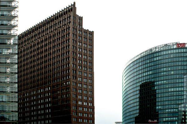 LONDRA - Tre grattacieli