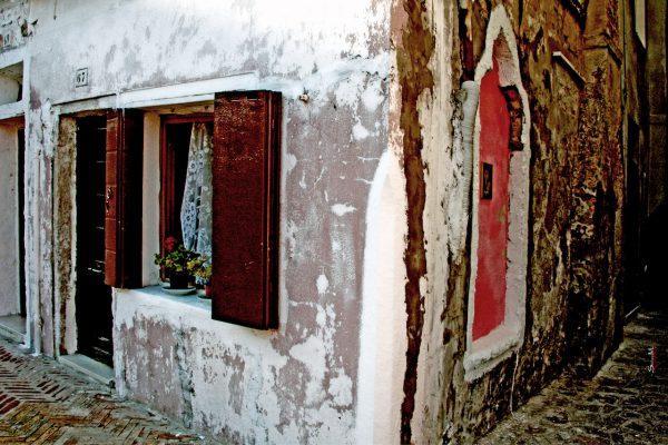 MURANO - Fiori alla finestra