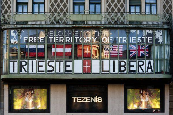 TRIESTE - Trieste Libera